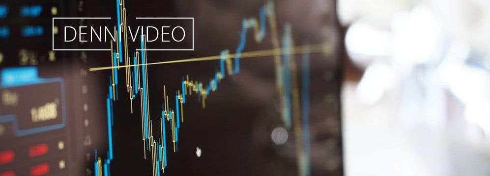 Akciový výhled a sektory. Video.