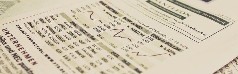 Akciový index: Dow Jones Industrial Average (DJIA) - pod naší lupou!