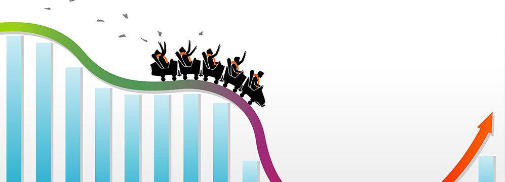 Finanční krize a bublina