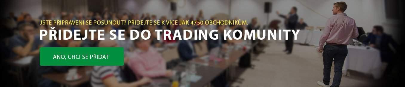 Trading komunita
