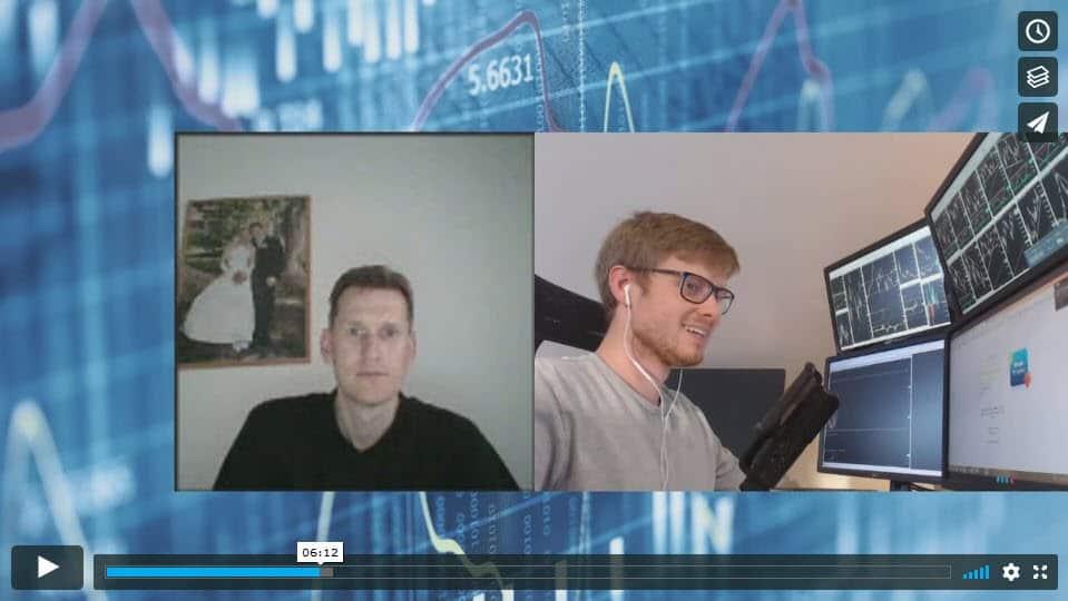Rozhovor s investorem Martinem ze Slovenska, který prošel tréninkovým programem Spread Master