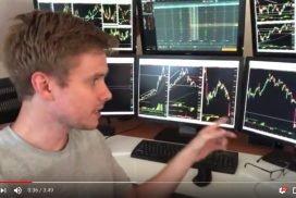 Trading není o tom zobchodovat každý pohyb. Je to o vyčkávání a pozorování grafů