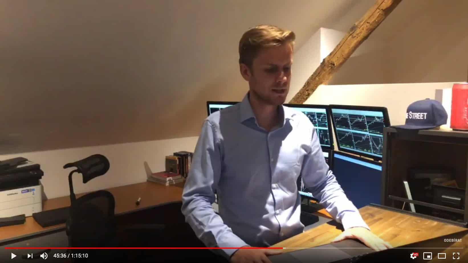 Otázky & Odpovědi - Trading Live call 1.10.2018