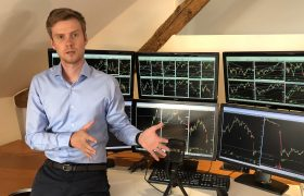 Shrnutí týdne: Intradenní obchody a propad na akciovém trhu