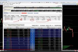 Jak bráním pozici v hodnotě 768 000 Kč na Boeingu s opcemi (záznam z LIVE Roomu)